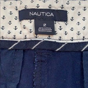 Nautica Shorts - Nautica Navy Shorts   Size 2